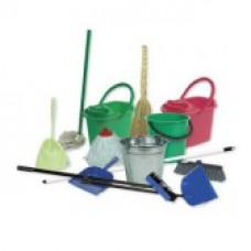 Инвентарь и принадлежности для уборки