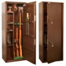 Сейфы и шкафы оружейные