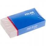 """Ластик """"2412"""", прямоугольный, синтетический каучук, картонный держатель, 72*40*13мм"""