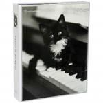 """Фотоальбом 200 фото 10*15см, """"Rachael Hale: Черно-белый животные"""""""